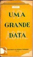 Uma grande dados, publicado cabelo DIP em 1941, em Comemoração Ao Aniversário de Getúlio Vargas.